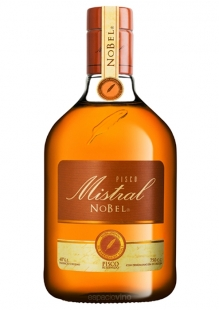 Pisco Mistral Nobel 40º 750 ml