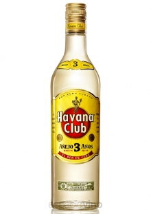 Havana Club 3 Años Ron 750 ml