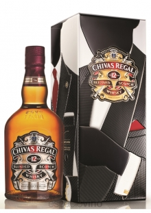 Chivas Regal 12 Años Whisky Lata Gentlemen 750 ml