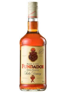 Fundador Solera Brandy 750 ml