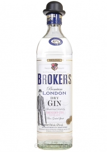 Brokers London Dry Gin 700 ml