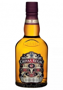 Chivas Regal 12 Años Whisky 500 ml