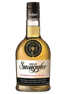 Old Smuggler Whisky Añejo 750 ml