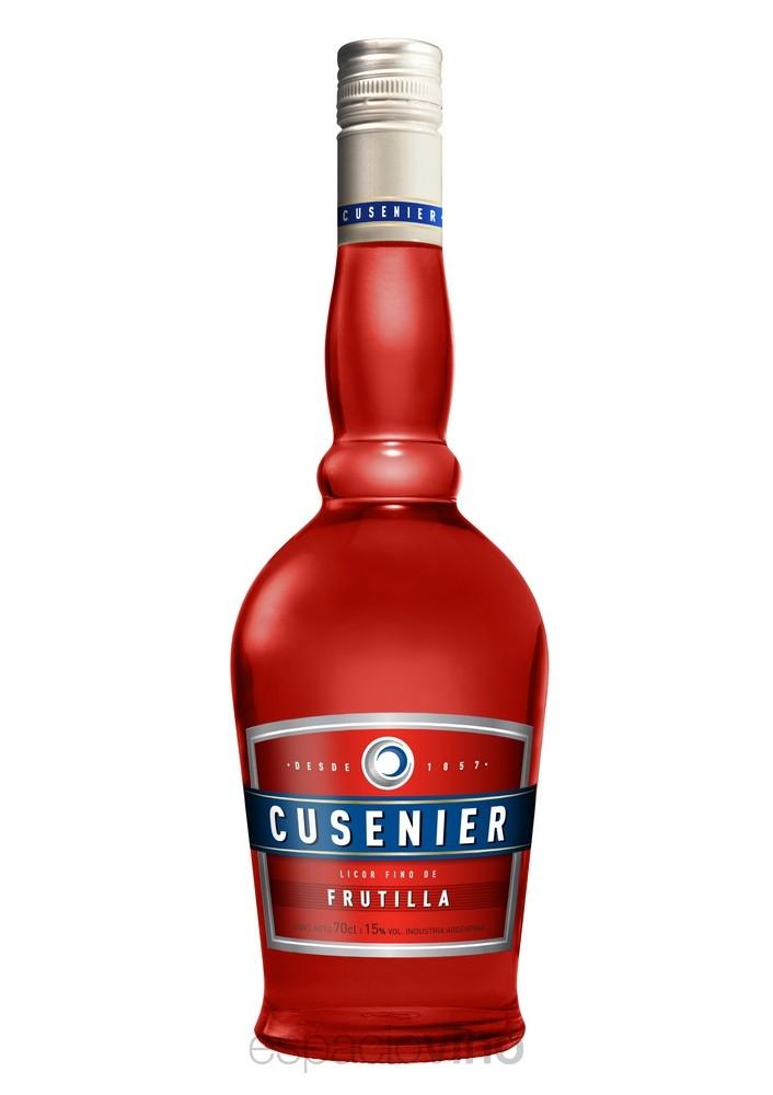Licor Cusenier frutilla 700 cc