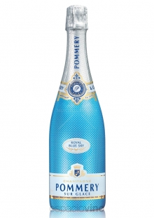 Pommery Royal Blue Sky Champagne