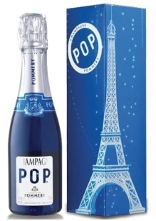 Pommery POP Eiffel Tower Champagne 200 ml