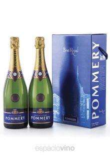 Pommery Brut Royal Twinpack Champagne