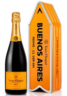 Veuve Clicquot Arrow Champagne