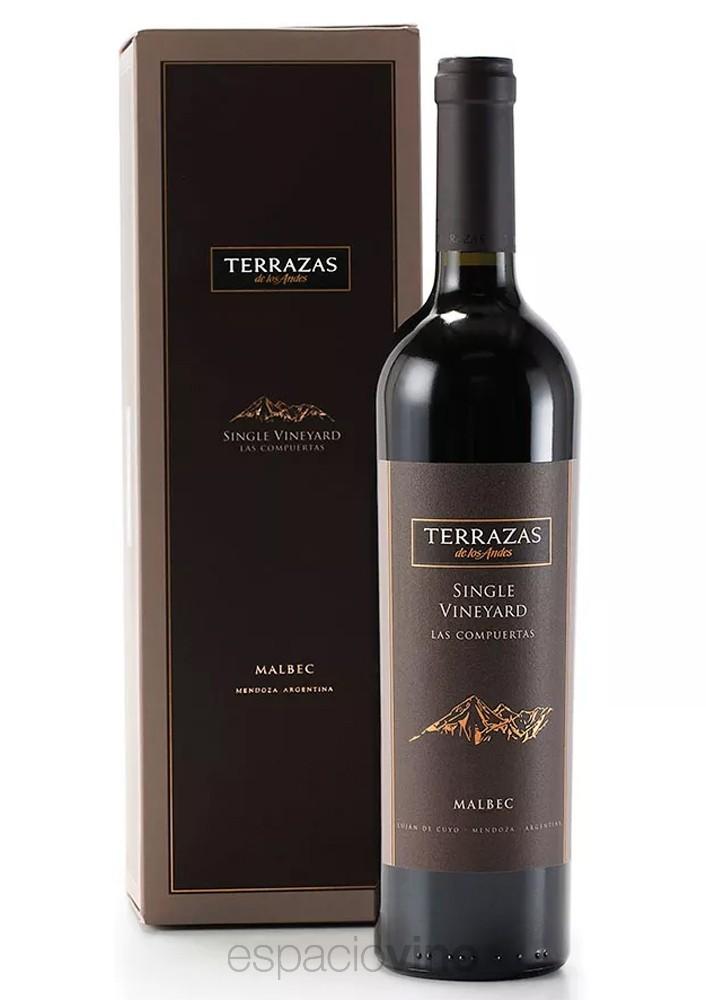 Estuche Terrazas De Los Andes Single Vineyard Malbec De Terrazas De Los Andes Comprar Regalos Al Mejor Precio Espaciovino Vinoteca Online