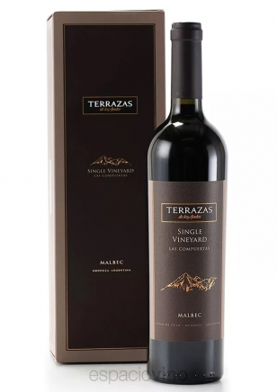 Estuche Terrazas De Los Andes Single Vineyard Malbec