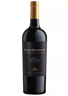 Nieto Senetiner Blend Collection Malbec Cabernet Franc Petit Verdot