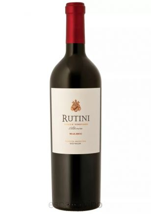Rutini Single Vineyard Altamira Malbec