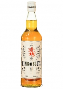 The King of Scots Whisky 700 ml