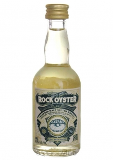 Rock Oyster Whisky Miniatura 50 ml