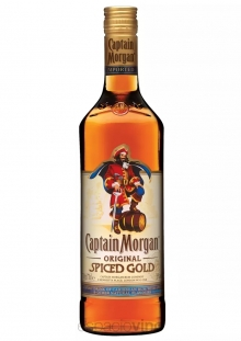 Captain Morgan Ron 750 ml