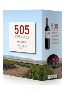 505 Malbec Bag in Box 3000 ml