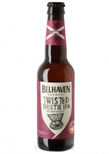 Belhaven Twisted Thistle IPA Cerveza 330 ml