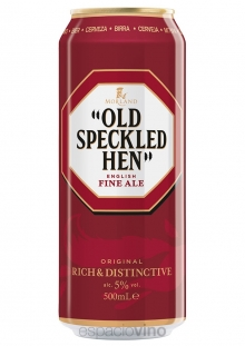 Old Speckled Hen Cerveza Lata 500 ml