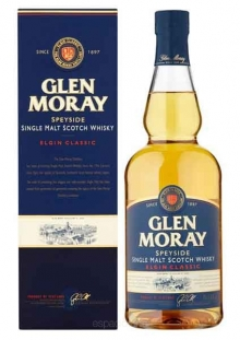 Glen Moray Elgin Classic Whisky 700 ml