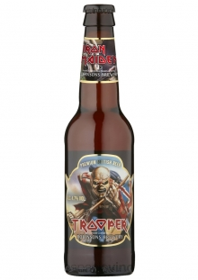 Trooper Iron Maiden Cerveza 330 ml