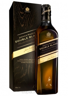 Johnnie Walker Double Black Label Whisky 750 ml
