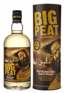 Big Peat Whisky 700 ml