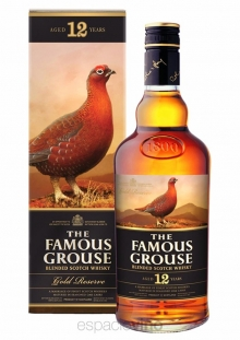 The Famous Grouse Gold Reserve Whisky 700 ml