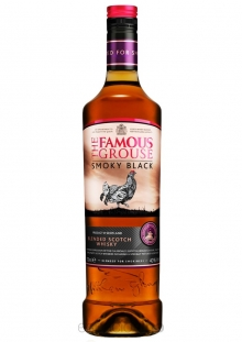 The Famous Grouse Smoky Black Whisky 700 ml