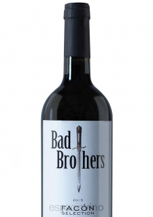 Bad Brothers Facón Selection Malbec