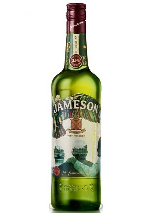 Jameson St Patricks Irish Whiskey 750 ml