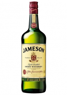Jameson Irish Whiskey 1 Litro