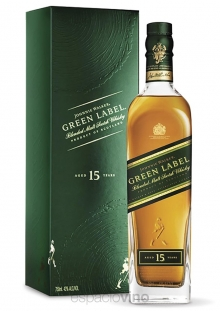 Johnnie Walker Green Label Whisky 750 ml