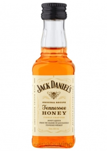 Jack Daniels Honey Licor Miniatura 50 ml