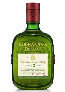 Buchanans DeLuxe 12 Años Whisky 750 ml