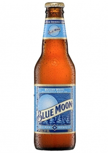 Blue Moon Belgian White Ale Cerveza 330 ml