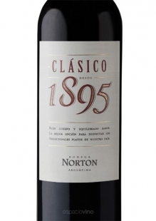Norton Clásico 1895 Tinto 375 ml