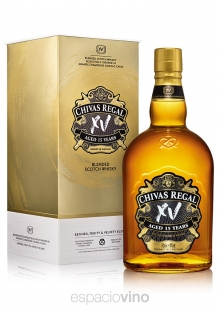 Chivas Regal XV Clear 15 Años Whisky 750 ml