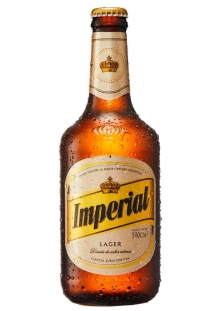 Imperial Lager Cerveza 500 ml