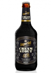 Imperial Cream Stout Cerveza 500 ml