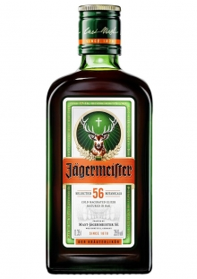 Jagermeister Licor 350 ml