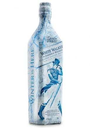 White Walker by Johnnie Walker Game of Thrones Whisky 750 ml