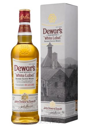 Dewars White Label Whisky 750 ml