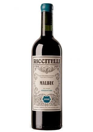Riccitelli Old Vines From Patagonia Malbec