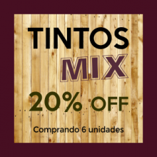 Tintos MIX 20% OFF
